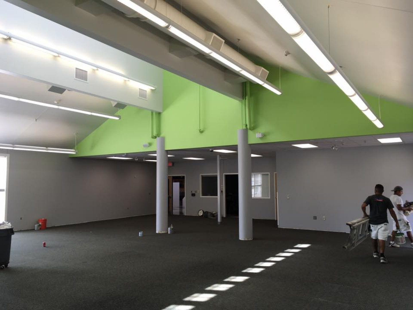 commercial painting services louisville ky